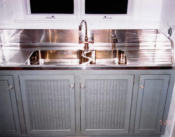 German Silver Sink Company Gallery